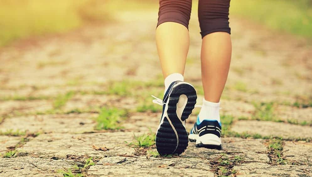 Czy chodzenie wspomaga odchudzanie?