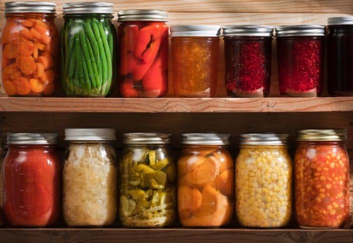 Warzywa z puszki – czy są zdrowe?