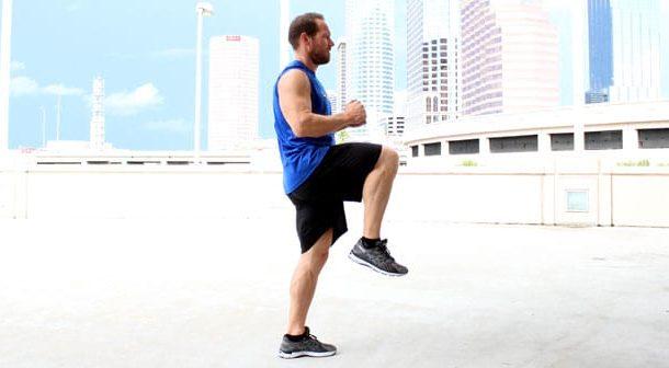 Bieganie w miejscu - czy warto? Efekty